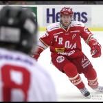 Ljungby 2012-02-17 Ishockey HockeyAllsvenskan IF Troja-Ljungby - Örebro: Troja Ljungby forward 66 Istvan Bartalis