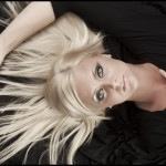 Modellfoto av Malin. © Fredrik Skog Fotograf Ljungby