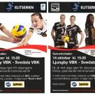 Matchannonser Ljungby Volley