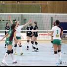 Volleybolltjejerna föll mot Sollentuna