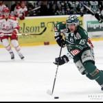 Tingsryd 2012-01-20 Ishockey HockeyAllsvenskan Tingsryds AIF - Troja Ljungby IF