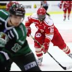 Ljungby 2011-08-20 Ishockey Träningsmatch IF Troja-Ljungby - Rögle BK