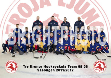 Tre Kronor Hockeyskola - Team 05/06