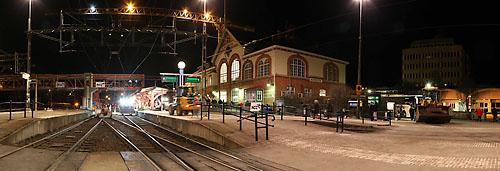 360 Panorama över Alvesta station