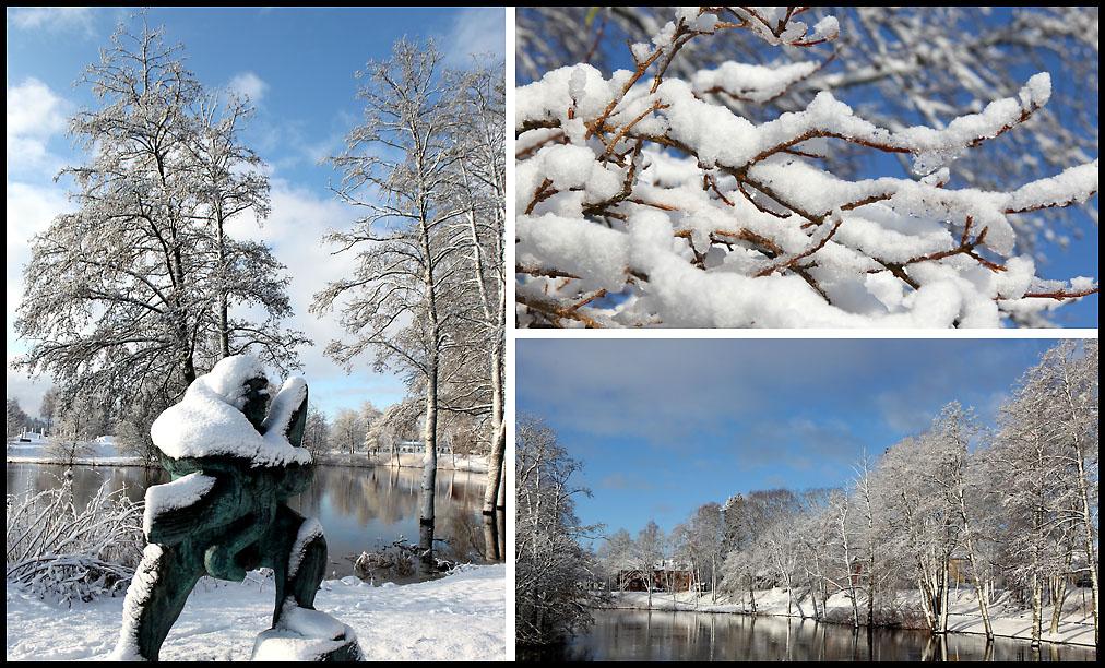 Vinter i Ljungby